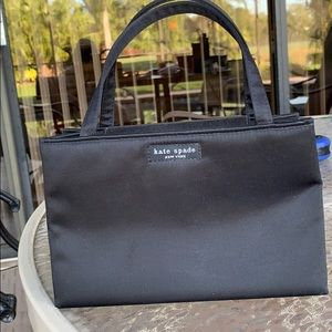 KATE SPADE satin mini satchel